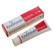 KingfisherTannpasta Fennel Med fluor - Rød
