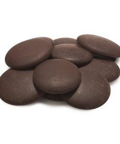 Øko Sjokolade Mørk 72% Stor