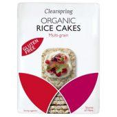 Clearspring Riskaker Multigrain 120g. øko. glutenfri