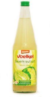 Voelkel Surkåljuice. melkesyregjæret. demeter. øko 0.7L