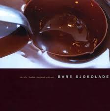 Bare Sjokolade - bok
