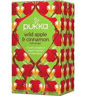 Pukka  Wild Apple and Cinnamon 20 teposer