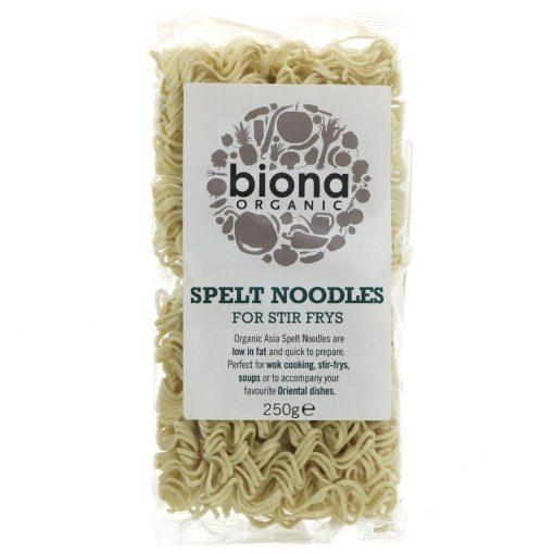 Biona Spelt Noodles Organic - 250g