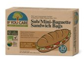 If You Care - Mini baguette sandwich bags ubleket