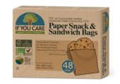 If You Care Snack and Sandwich Bags (ubleket)