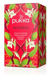 Pukka Revitalise 20 teposer