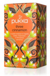 Pukka Three Cinnamon 20 teposer