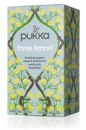 Pukka Three Fennel 20 teposer