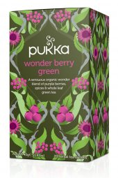 Pukka Wonder Berry Green