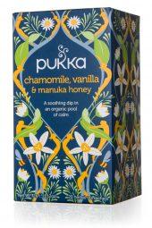 Pukka Chamomile, Vanilla & Manuka Honey 20 teposer