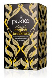 Pukka Elegant English Breakfast 20 teposer