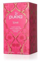Pukka Love 20 teposer