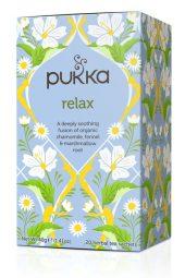 Pukka Relax 20 teposer