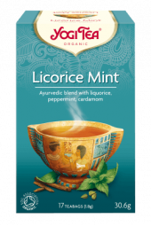 Yogi Licorice mint