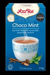 Yogi Tea Choco mint, 17 poser Øko