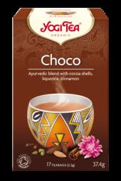 Yogi Tea Choco, 17 poser Øko