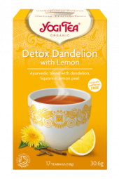 Yogi Detox Dandelion with Lemon