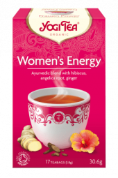 Yogi Womens Energy Tea