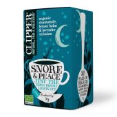 Clipper Organic Snore & Peace 20 teposer