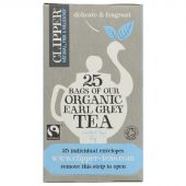 Clipper Earl Grey Teabags 25 bags