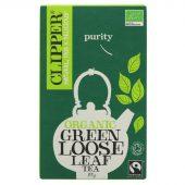 Clipper Grønn Te løsvekt 100 g