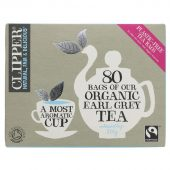 Clipper Earl Grey - organic -  80 bags