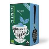 Clipper Green Decaf 20 bags