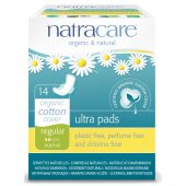 Natracare bind ultra m/vinger normal 14