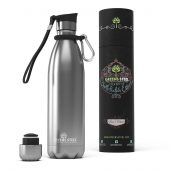 Greens Steel Bottle 750 ml Steel