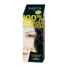Sante color black hair 100 gr