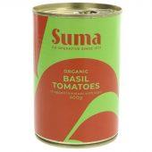 Suma Tomater knuste 400g ØKO