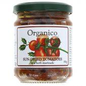 Organico Sundried Toms + Herbs 190g