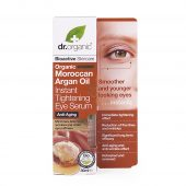 DR. ORGANIC MOROCCAN ARGAN OIL EYE SERUM 30 ML