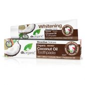 Dr Organic Coconut Toothpaste