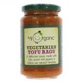 Mr Organic Tofu Ragu Pasta Sauce 350g