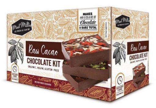 Mad Millie raw chocolate kit