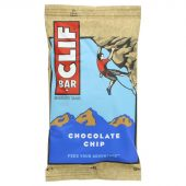 Clif bar sjokoladebiter (chocolate chip). øko. 68g