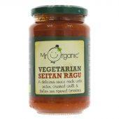 Mr Organic Seitan Ragu Pasta Sauce 350g