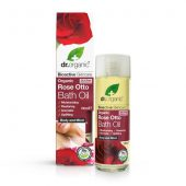 Dr. organic rose otto bath oil 100 ml