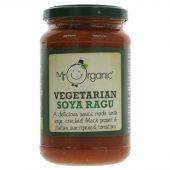Mr Organic Soya Ragu Pasta Sauce 350g