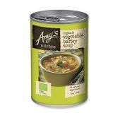 Amys Barley Soup 400g øko