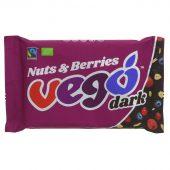 Vego Dark fruit & nuts 85g