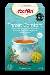 Yogi throat comfort. 17 poser