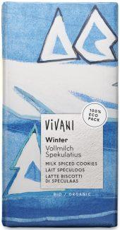 Vivani Vintersjokolade, 100g