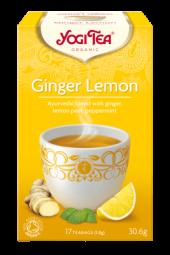 Yogi Ginger Lemon