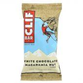 Clif Bar White Choc Macada 68G