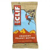Clif bar crunchy peanøtt 68g