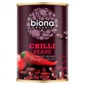 Biona Chilli Beans 395g