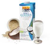 Risdrikk. m/kokos. glutenfri. [øko]. 1 l. Isola Bio