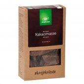 Økosjokolade Kakaomasse 400g. øko. fairtrade